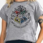 Camiseta Feminina Hogwarts Harry Potter G