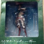 EREN YEAGER 1/8 BRAVE ACT SHINGEKI NO KYOJIN ATTACK ON TITAN