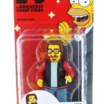 MATT GROENNING THE SIMPSONS 25th ANNIVERSARY SERIES 5 ACTION FIGURE